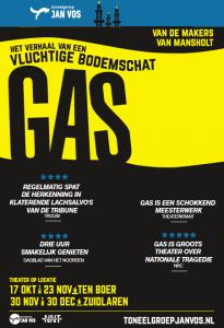 Foto flyer GAS