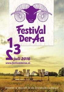 flyer festivalderaa 2016 voorzijde