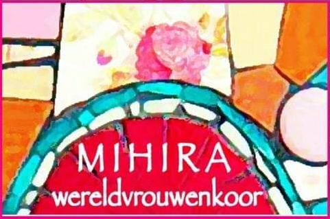 Mihira wereldvrouwenkoor logo