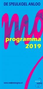 ROM jaarprogramma 2019 folder drieslag 20190311-voorzijde