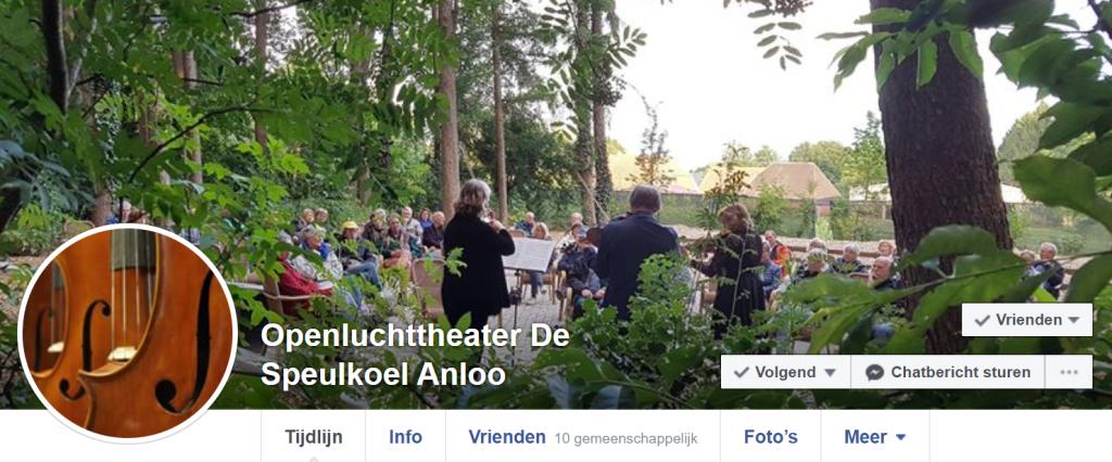 facebook speulkoel omslagfoto viooltrio
